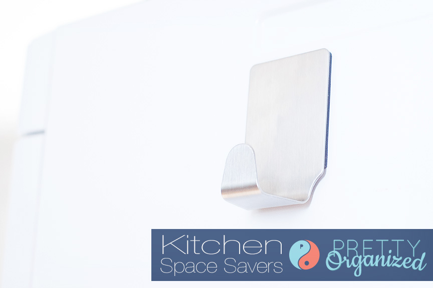 Magnetic Hook Storage, Kitchen Space Savers