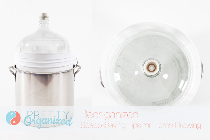 Craft-Brewing-Tips, Glass Carboy, Plastic Bucket, Stainless Steel Pot