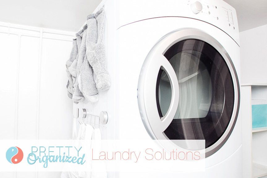 Laundry Drying Tips for Air Drying Indoors & Hidden Storage