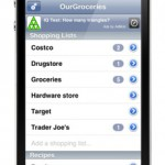 OurGroceries Shopping List iPhone App