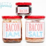 Bacon-Recipes, bacon jam, bacon salt, bacon candy