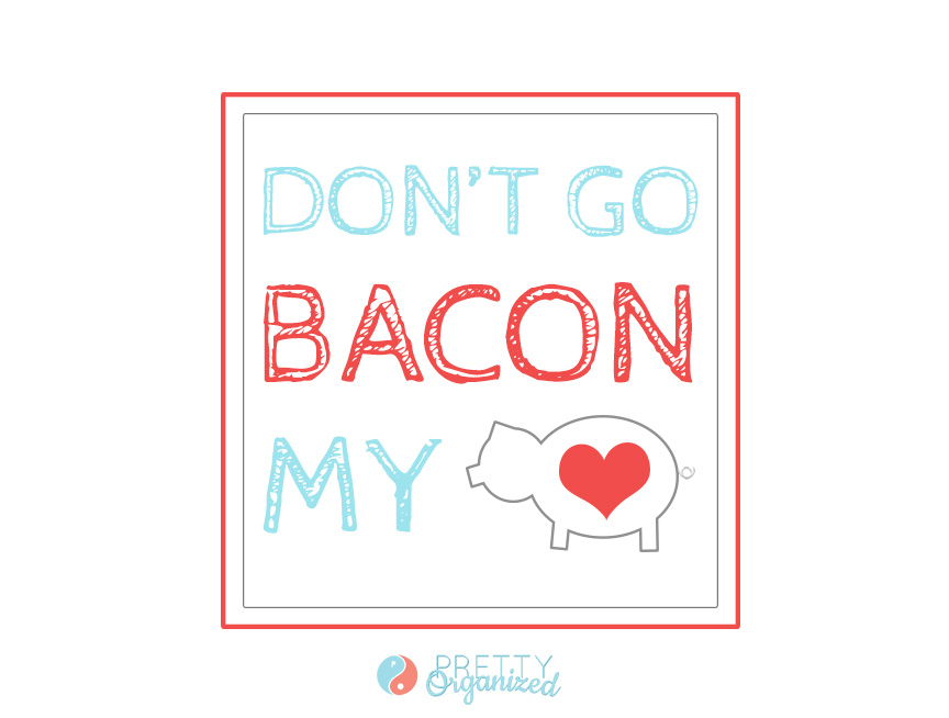 Bacon-Valentine-Card