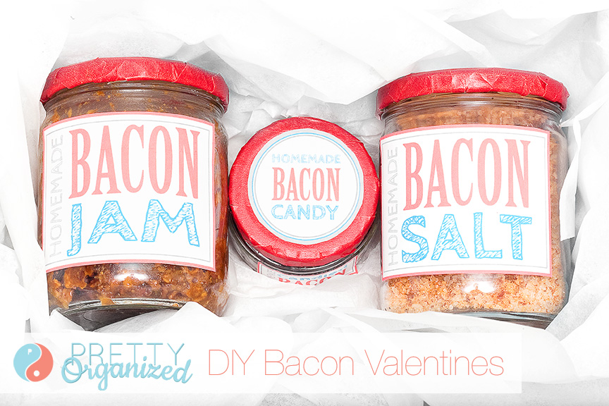 DIY-Valentines, Bacon recipes