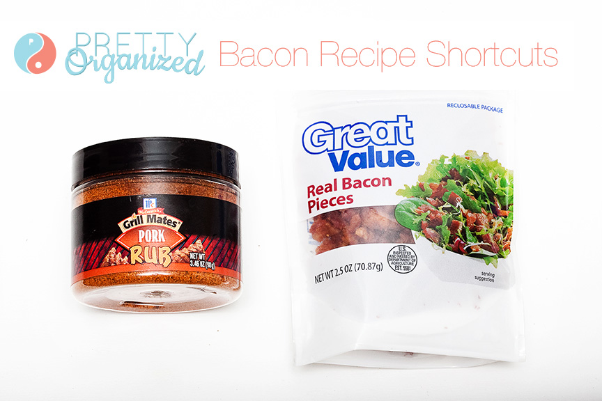 Valentines-Day-for-Boyfriend, Bacon Recipe Shortcuts