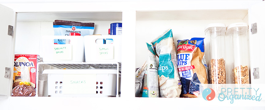 Kitchen-Storage, Pantry Storage Tips