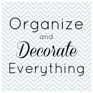 organize-and-decorate-everything