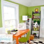 room-ideas, craft room, baby room