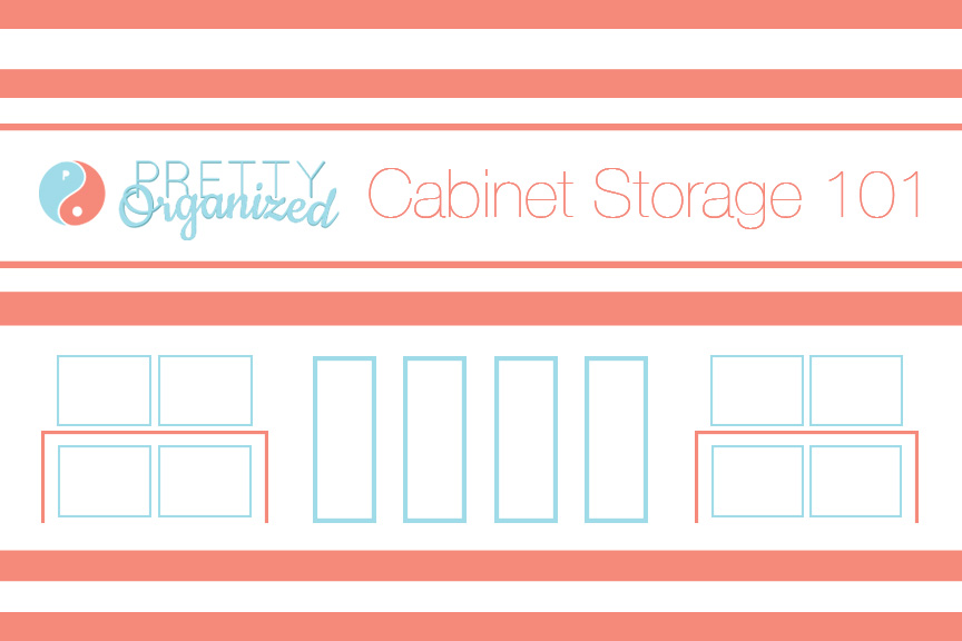 kitchen-organization, cabinet storage, organizing tips