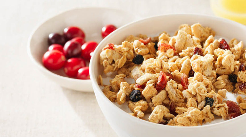 kashi cereal, daily routines