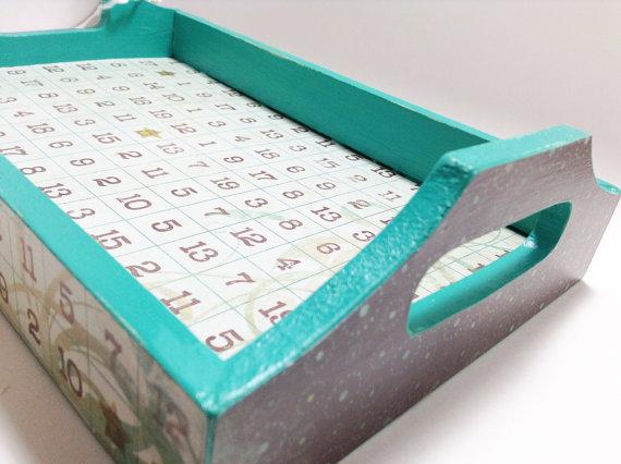 bingo tray