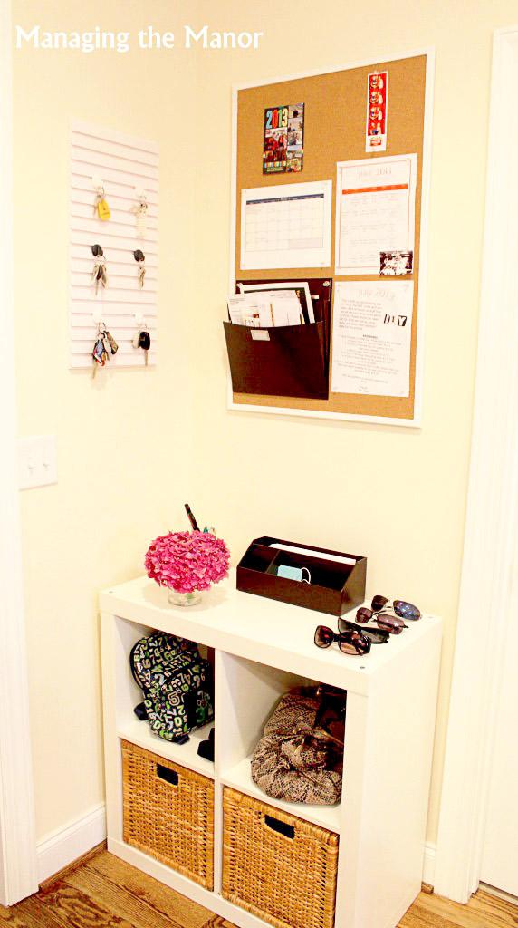 hallway-organizer