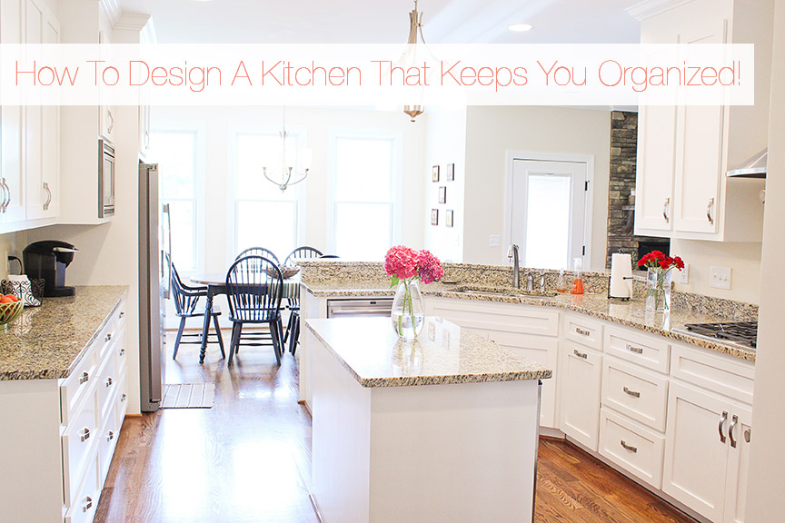 Kitchen Design Tips And Tricks Pleasing An Organized Dream Kitchen Smart Kitchen Storage Tips Design Inspiration