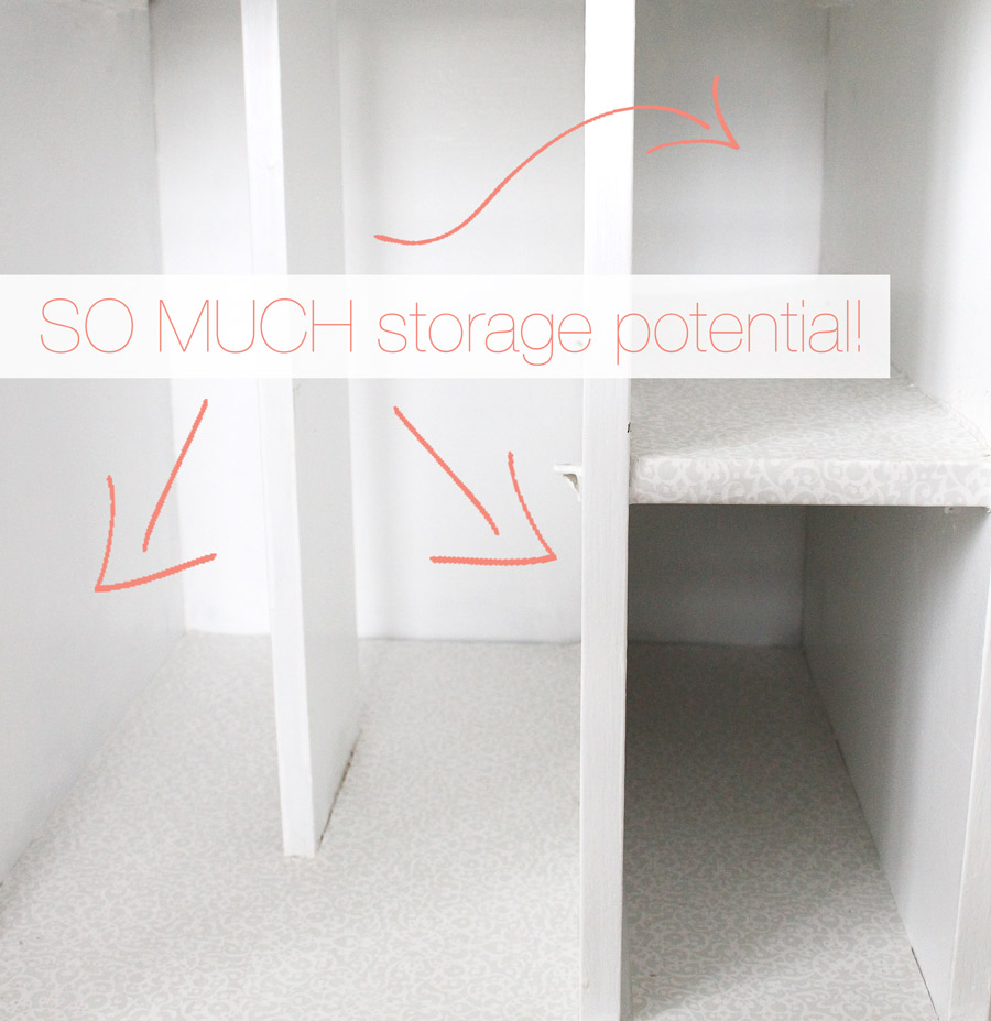 repurposed storage tips: thinking outside the box