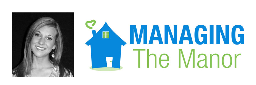 Managing the Manor blog