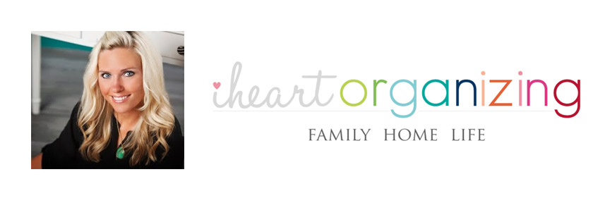 IHeart Organizing blog
