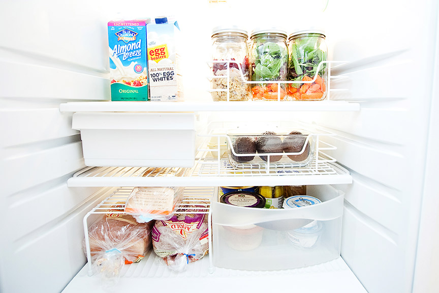 Beau Easy, Quick Tips For Organizing A Small Fridge!